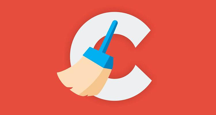 CCleaner лого 3