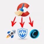 Альтернатива CCleaner для Windows, сравнение утилит, плюсу и минусы