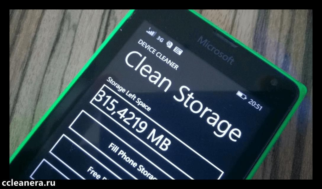 Storage Cleaner